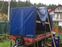 Remorca Humbauer HT 2800 / 3000 Kg