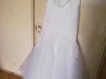 Rochie de mireasă stil sirenă Rafael Collection