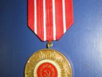 Medalia RSR-PCR-50 ANI-8 Mai 1971. Medalie aniversara.