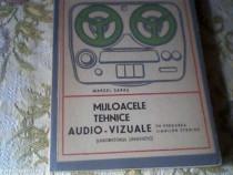 carte : Mijloacele tehnice audio vizuale in predare lim