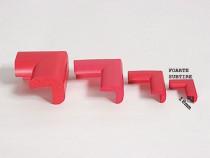 Coltar protector moale/foarte subtire AC-73 Rosu