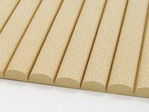 Carpeta/Protectie tip acordeon, mica, groasa/rol/bej 707