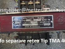 Transformator trafo de separare galvanica a instalatiilor