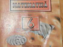 Matematica, manual cls VI de George Turcitu
