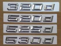 Emblema/sigla 320d,520d,525d,530d pentru bmw