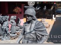 Statueta soldat roman din beton model S53