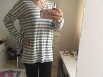 Bluza vascoza c&a,foarte moale si confortabila,noua,S