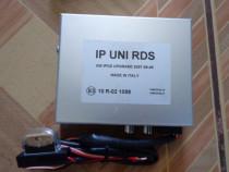 Wireless FM / RDS transmițător digital pentru iPod cu încărc