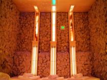 Salina artificiala, constructii saline