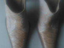 Pantofi dama-tip saboti