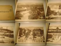 7555-I-Lyon Lionul Artistic album vechi 20 vederi stare buna
