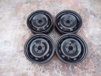 "4 jante tabla pe 15"" pt ford focus,c-max,turneo conect,focus"
