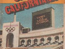 Olimpiada californiaia, Horia Alexandrescu