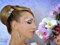 Curs make up artist alina milin beauty academy Timisoara