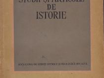 Studii si articole de istorie (Vol.2)