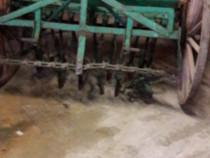 Samanatoare dupa Tractor