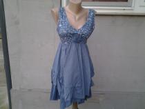 Blue Rose rochie dama mar. 40 / M