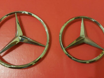 Emblema stema portbagaj Mercedes