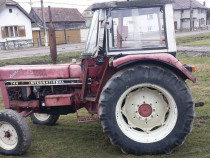 Tractor International 744, 70 cai putere
