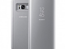 Samsung S8 S8 Plus Flip Case Plastic Oglinda Spate Ecologic