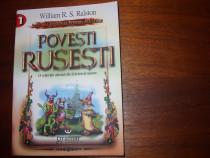 Povesti rusesti  ( aparuta in 2016, are 144 pagini ) *