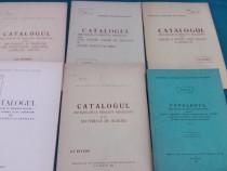 Lot 6 cataloage prețuri cu ridicata reașezate/diferite produ