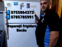 Reparatii frigidere Bacau