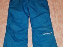 Pantaloni iarnă cu bretele reglabile Everest mărimea 134.