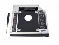 Rack caddy hardisk ssd laptop sata – 9mm produs nou