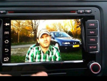 VIM Video In Mers RNS510 cd in motion Passat Skoda Tiguan VW