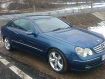 Mercedes benz clk 270 cdi avantgarde