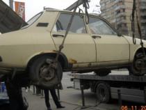 Transport gratuit auto epave rabla pentru fier vechi dezmemb