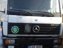 Camion apicol cu lift mercedes 817