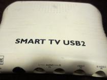 Receptor TV pe calculator