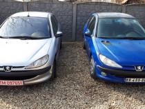 Dezmembrez Peugeot 206 - 1,9 diesel