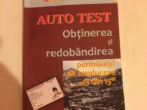 Carte teste auto
