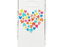 Husa Silicon Samsung Galaxy Samsung S8 g950 Clear Heart NOU