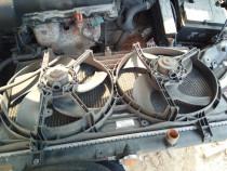 Electroventilator,GMV, radiator,Nissan Primera P12, 1.6 benz