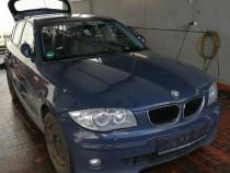 Dezmembrez BMW seria 1 E87 motor 2.0 cutie viteze motor grup