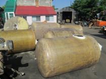 Bazin sau rezervor din fibra de sticla (500 - 7.000 Litri)