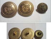 3 butoni / nasturi vechi