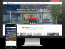 Pagină web de preluare date și comenzi online / Landing Page