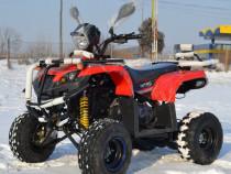 Atv RoadLegal Fx-Hummer 150cc Livrare In 24h Culoare:Rosu