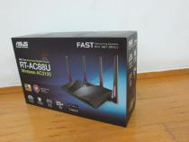 Router wireless asus gigabit rt-ac88u dual-band ca nou