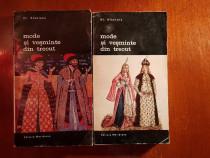 Mode si vesminte din trecut (V 1-2) de Al. Alexianu