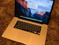 Apple macbook pro 17 inch mid 2009 2.8 ghz intel core 2 duo