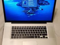 Laptop Apple macbook pro 17 inch mid 2009 macos catalina