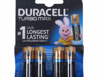 Baterie R6 Duracell Turbo Max AA 1.5V