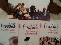 Francis Scott Fitzgerald carti (5 vol)