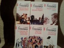Francis Scott Fitzgerald carti (6 vol)
